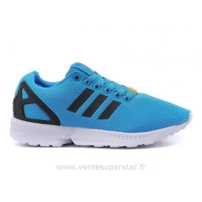 finest selection a9539 c863b Adidas Zx Flux Femme Bleu,Choisir La Adaptee De Adidas Zx Flux Noir